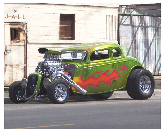 Another bbbad2dabone 1934 Ford Coupe post... - 7874087