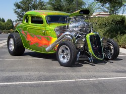 bbbad2dabones 1934 Ford Coupe