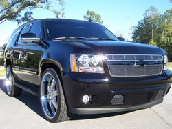 Classic_Customs 2007 Chevrolet Tahoe