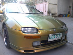 USD444s 1997 Mazda 323