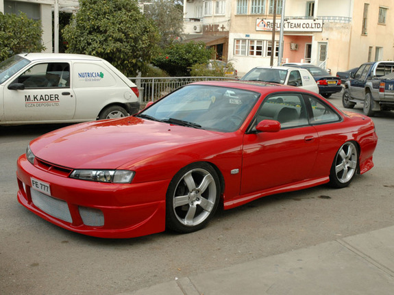 1999 Nissan 200 sx (s14) – pictures, information and specs - Auto ...