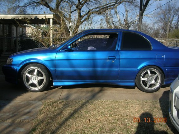Another fowcbler 1995 Toyota Tercel post... - 7879014