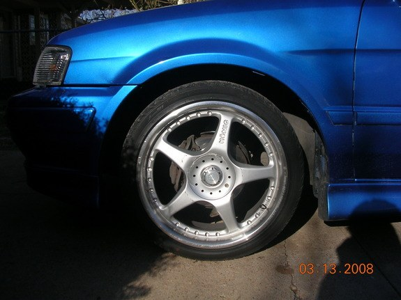 Another fowcbler 1995 Toyota Tercel post... - 7879015