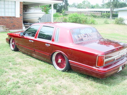 caddyzonly 1995 Lincoln Town Car