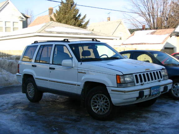 guy4logos 1993 jeep grand cherokeelimited sport utility 4d specs photos modification info at. Black Bedroom Furniture Sets. Home Design Ideas