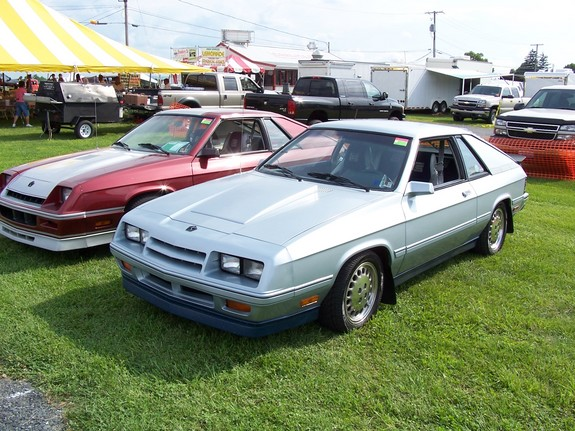 Another TtopDoba 1987 Dodge Charger post... - 7878599