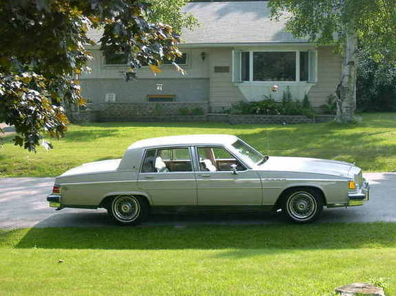 memphisnet 1984 buick park avenue specs photos. Black Bedroom Furniture Sets. Home Design Ideas