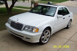ezbrown817s 1999 Mercedes-Benz C-Class