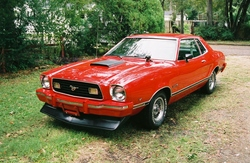 1975IIs 1975 Ford Mustang II