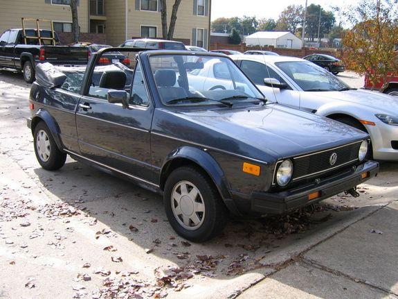 keylewm 1987 Volkswagen Cabriolet Specs, Photos, Modification Info at CarDomain