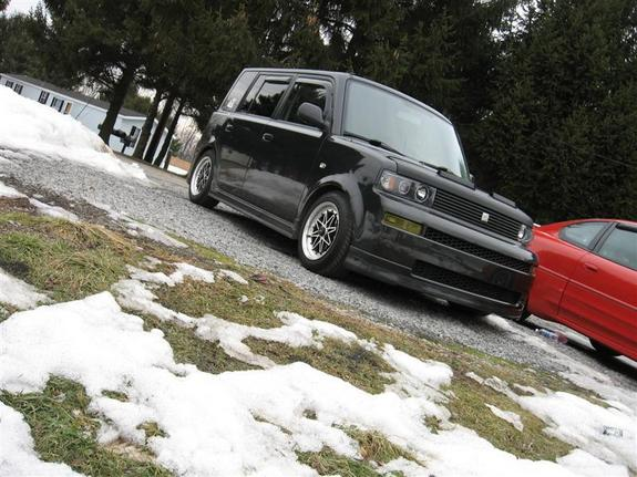 ToasterxB 2006 Scion XB