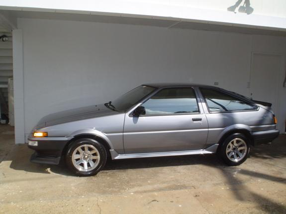 Another chrisae86racer 1986 Toyota Corolla post... - 7884080