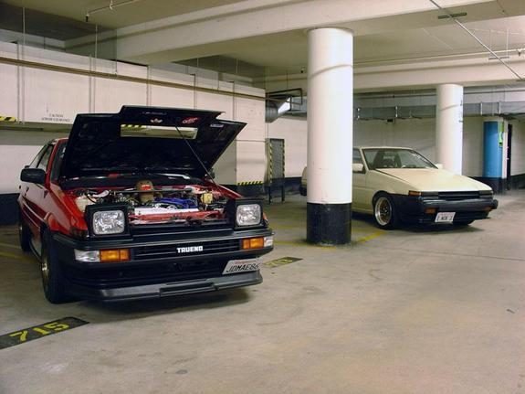 Another chrisae86racer 1986 Toyota Corolla post... - 7884081