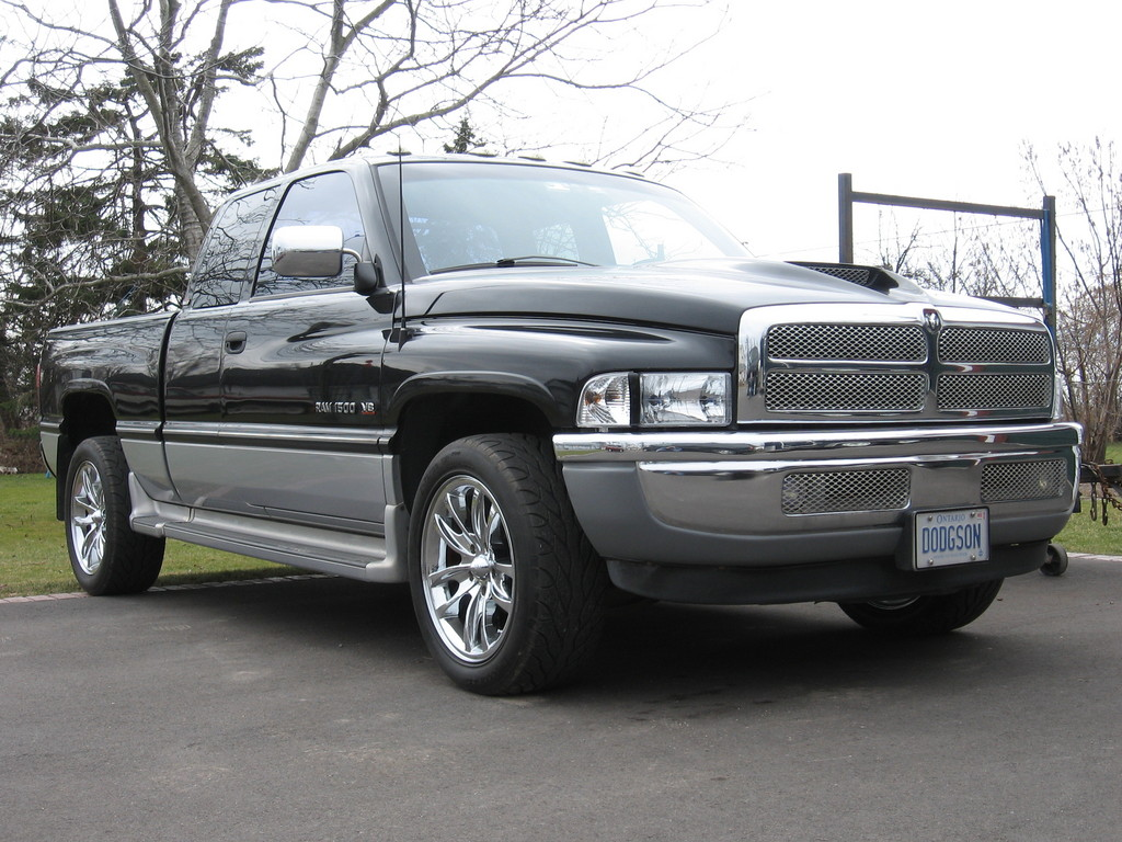 97ramboy 1997 Dodge Ram 1500 Regular Cab Specs Photos Modification