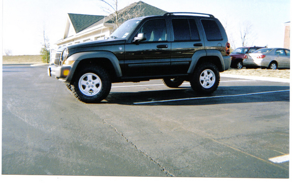 Jasonkl S 2005 Jeep Liberty In West Chester Oh