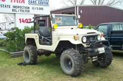 RRPHarleys 1970 Toyota Land Cruiser