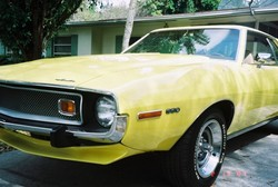 Fl_Javelins 1973 AMC Javelin