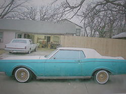 bubbajordon 1970 Lincoln Mark III