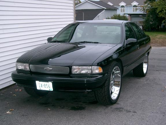 Stone Mountain Nissan >> Cruisinon24s 1991 Chevrolet Caprice Specs, Photos ...