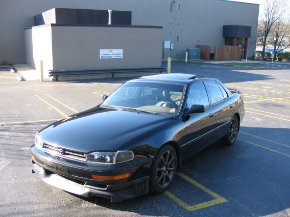 Large further F likewise  as well  moreover Toyota Camry Grilles. on 1993 toyota camry custom