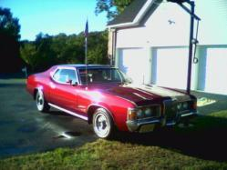 JohnnyPonts 1971 Mercury Cougar