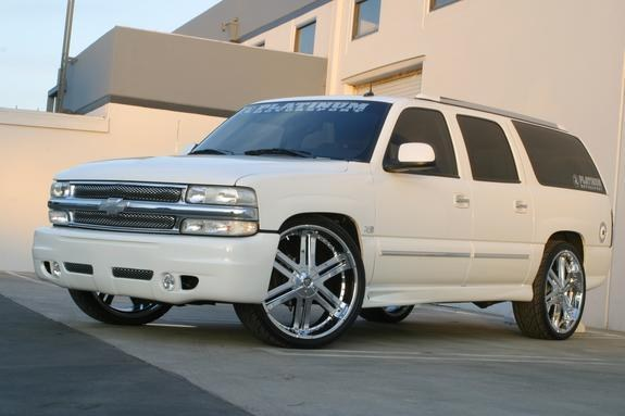 bigtymer26 2002 chevrolet suburban 1500 specs photos modification info at cardomain cardomain