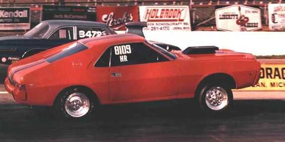 Holeshot_Again's 1969 AMC AMX