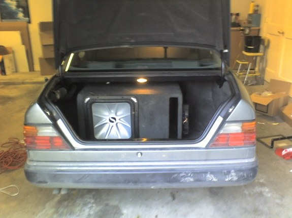 Another IMI4tth3w 1992 Mercedes-Benz E-Class post... - 7898244