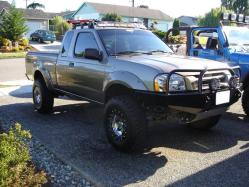navycuban26s 2003 Nissan Frontier Regular Cab