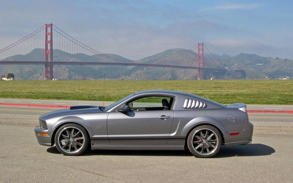 2006 Mustang Gt 0 60 >> SJScudero 2006 Ford Mustang Specs, Photos, Modification Info at CarDomain