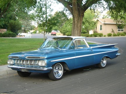 bigfred1958's 1959 Chevrolet El Camino