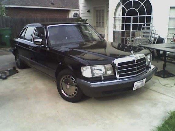 Another Omar1198 1991 Mercedes-Benz S-Class post... - 7904026