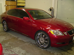 FreshDesignss 2006 Lexus GS