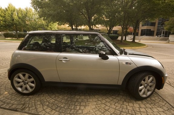 Another davequick 2003 MINI Cooper post... - 7905029