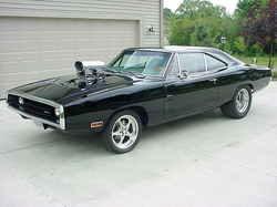 BlackNBlowns 1970 Dodge Charger
