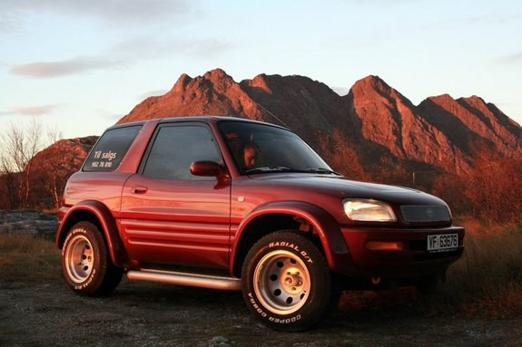 Bakterius 1995 Toyota Rav4 Specs Photos Modification