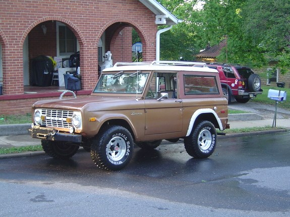 firemanst6 1972 Ford Bronco Specs, Photos, Modification Info at ...