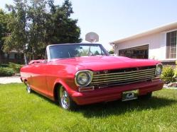 hockey-33 1963 Chevrolet Chevy II
