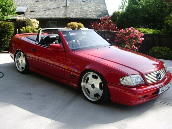 ridin18s 1990 mercedes benz sl class specs photos. Black Bedroom Furniture Sets. Home Design Ideas