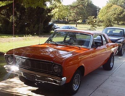 Another rockoflife 1966 Ford Falcon post... - 7914263