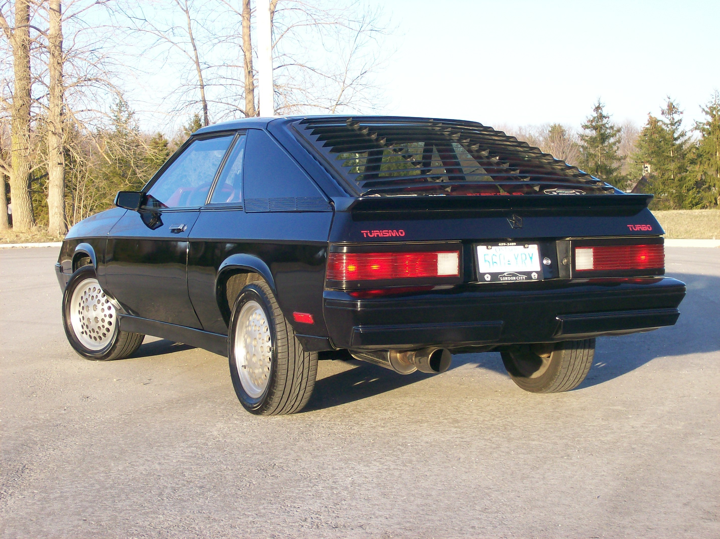 Another TurboTurismo 1984 Plymouth Turismo post... - 7914724