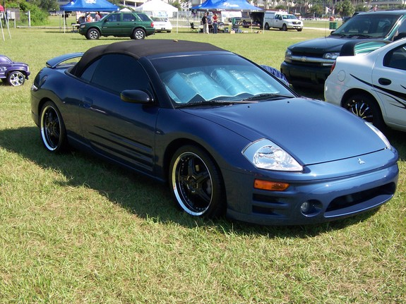 Another 20spyder03 2003 Mitsubishi 512TR post... - 7914291