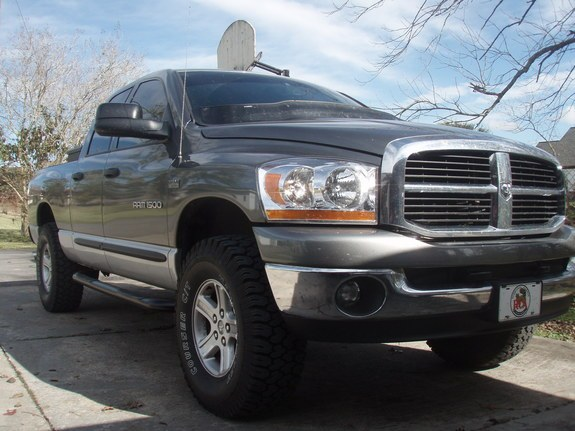 Azrag55 2006 Dodge Ram 1500 Regular Cab