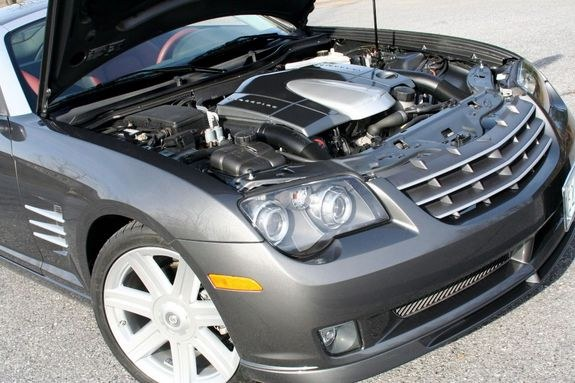 Another bluesr911 2004 Chrysler Crossfire post... - 7923688