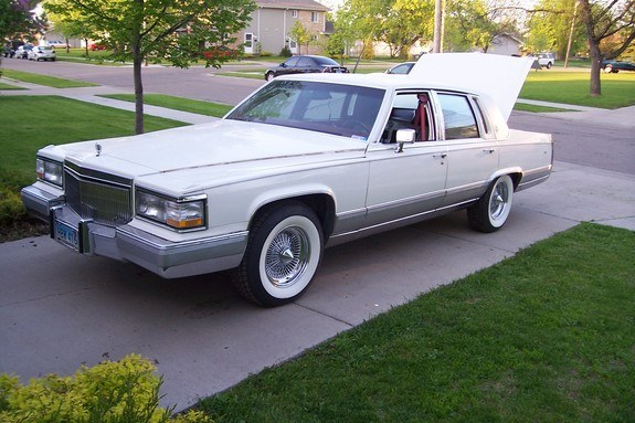 for sale cadillac brougham vehicles res mcg low