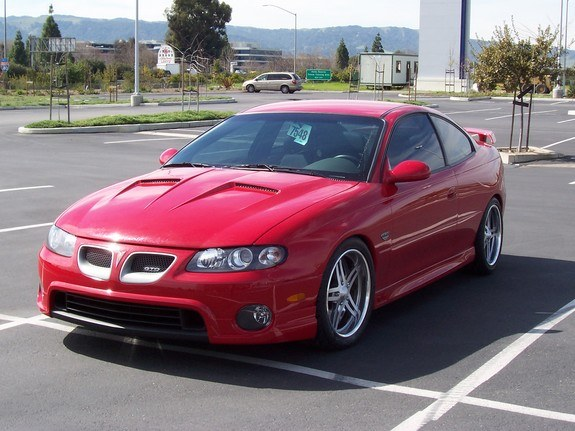sengdemund 2004 pontiac gto specs photos modification. Black Bedroom Furniture Sets. Home Design Ideas