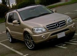 shanghaids 2001 Mercedes-Benz M-Class