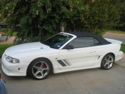 saleens330 1997 Ford Mustang