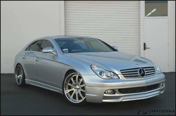 wald221 2006 mercedes benz cls class specs photos. Black Bedroom Furniture Sets. Home Design Ideas