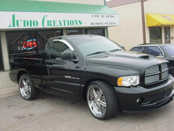 templeofboom870 2005 dodge ram srt 10 specs photos modification info at cardomain. Black Bedroom Furniture Sets. Home Design Ideas